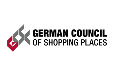 German Council Of Shopping Places Logo